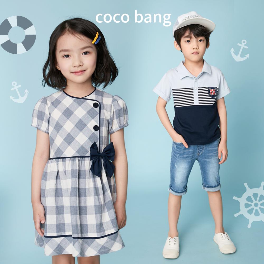 正韓 Coco Bang ❖ 英倫風特色夏裝 ❖ 專櫃質感x平實價格