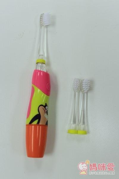 Brush-baby 電動牙刷