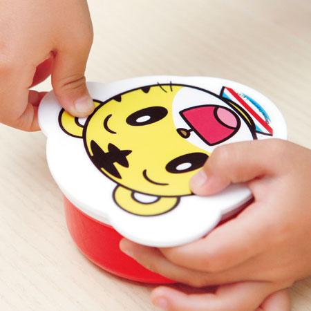 日本製巧虎餐盒二入組