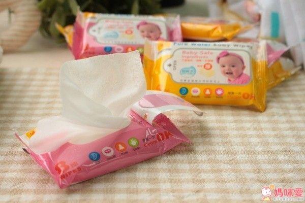 黃色小鴨 - 純水柔濕巾/濕紙巾-8抽