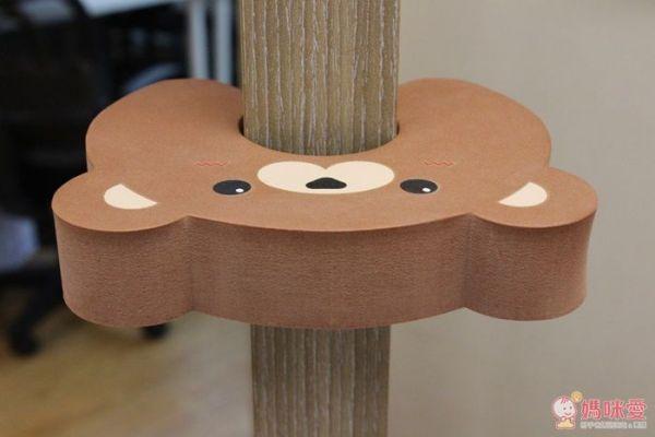 美國 3M - 兒童安全旋轉門檔/防夾器
