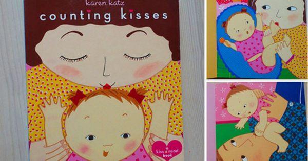 親子共讀:Karen Katz 可愛暖心寶寶書