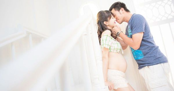 懷孕只胖七公斤!?成為苗條孕婦的秘笈大公開!