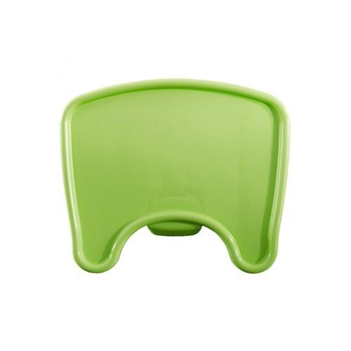 JellyMom-幫寶椅餐盤-綠色