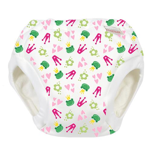 有機棉幼兒如廁訓練褲