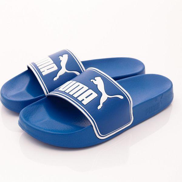 puma - 童鞋-輕量涼鞋款(男段)-藍