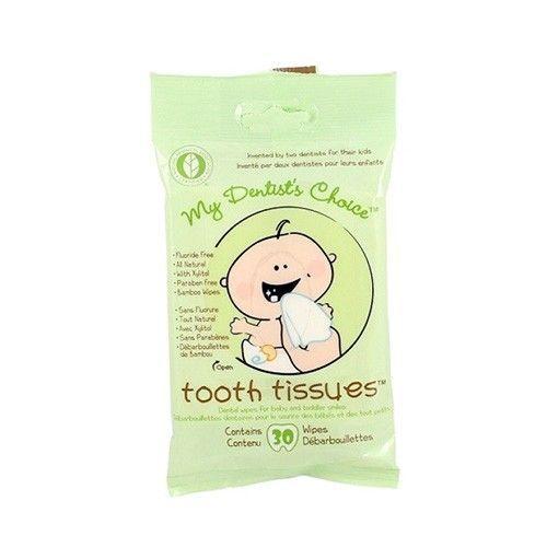 天然木醣醇潔牙巾