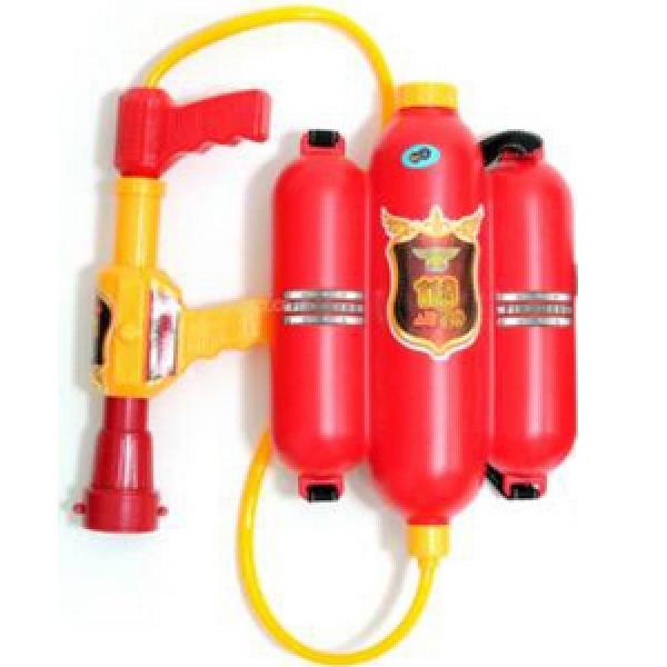 消防隊水槍