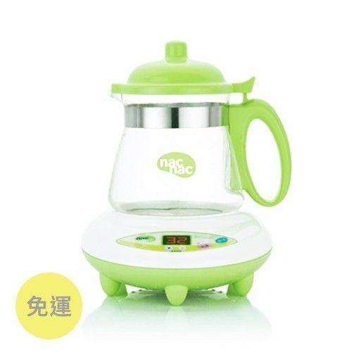 nac nac-[免運]微電腦溫煮兩用調乳器-TM602H