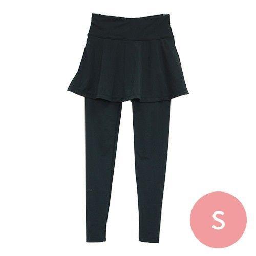 機能顯瘦褲裙
