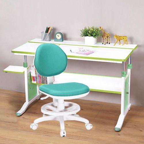 第五代兒童專用120cm調節桌二件組(桌+素養家椅)