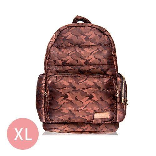 EPACHI依帕吉-(免運)EPACHI WOW時尚雙拆卸多功能後背包-迷彩-黃金迷彩 (XL尺寸)-包包主體/防塵袋