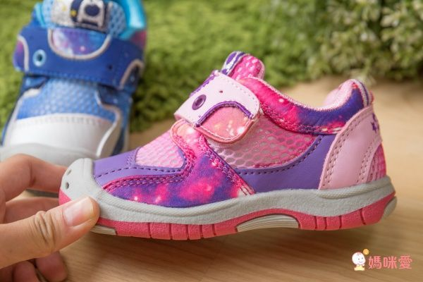 Dr. Apple 的學步鞋