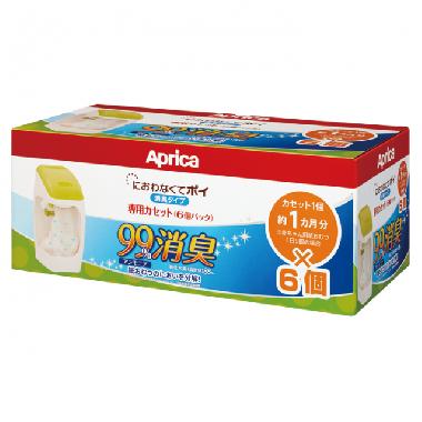 """Aprica 尿布處理器-專用替換用膠捲"""" width="""