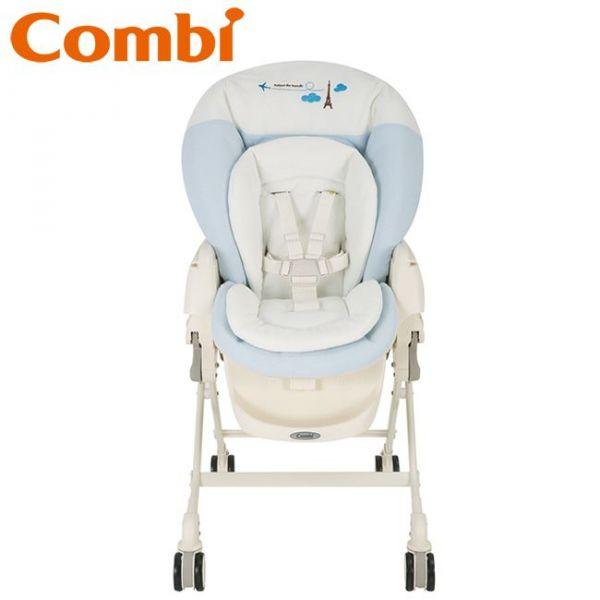 日本 CombiLetto 電動安撫餐椅搖床