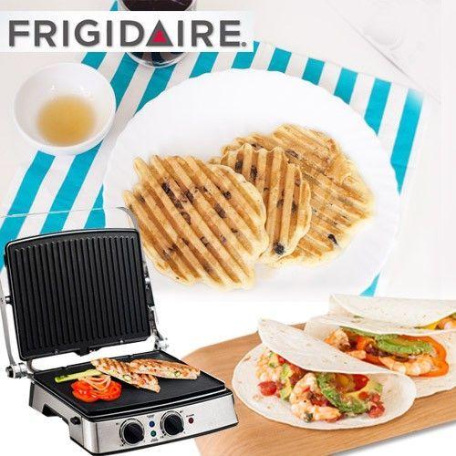 美國【富及第】雙控溫烤盤 / 帕尼尼三明治機