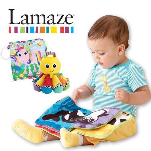 美國國民品牌✩Lamaze 拉梅茲✩布書玩具