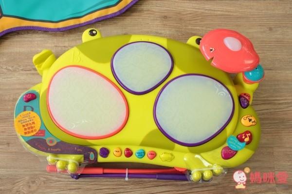 饒舌蛙電子鼓