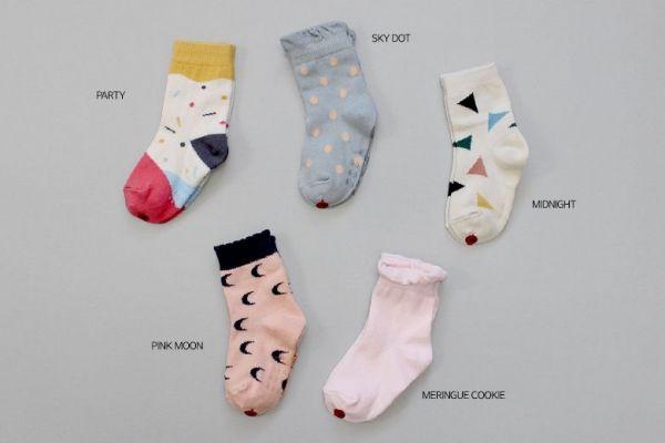 韓國製 Kokacharm 踝襪