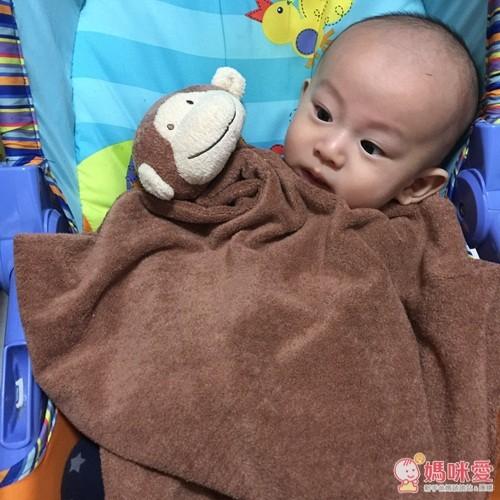 Angel Dear 大頭動物嬰兒安撫毛毯