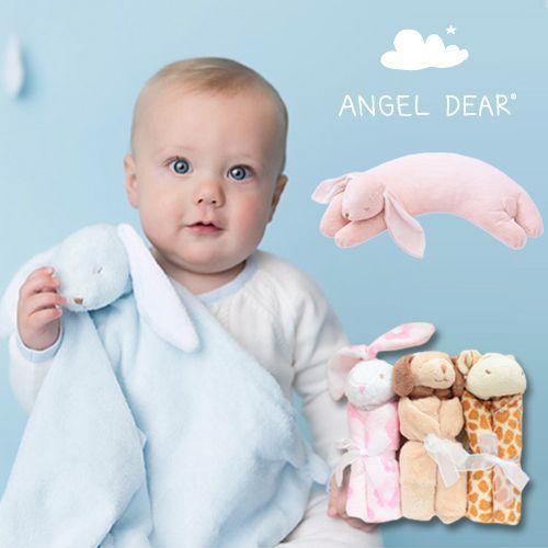 新生兒必備!美國 Angel Dear 安撫巾