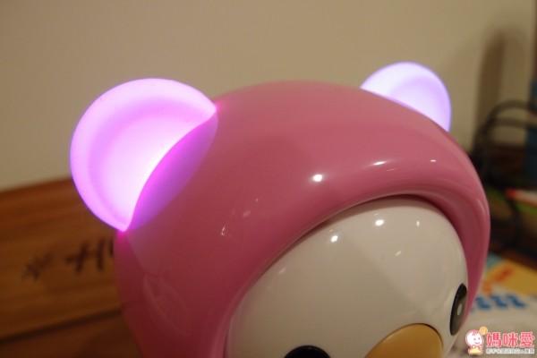 小牛津 帽T熊故事機