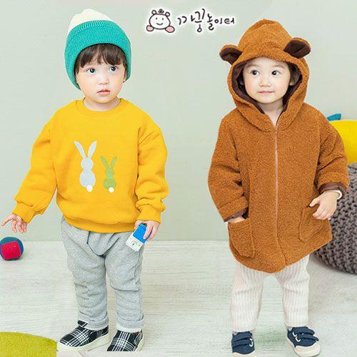 超人氣童裝 ◤韓國 Kkakkungnoriter◢ 冬裝上市 ☺
