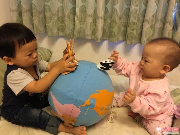 mini world globe 世界地圖 - 球型