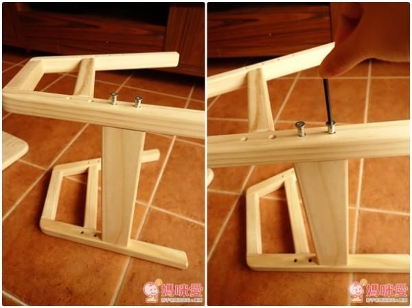 REAL 實木玩家兒童成長型書桌椅