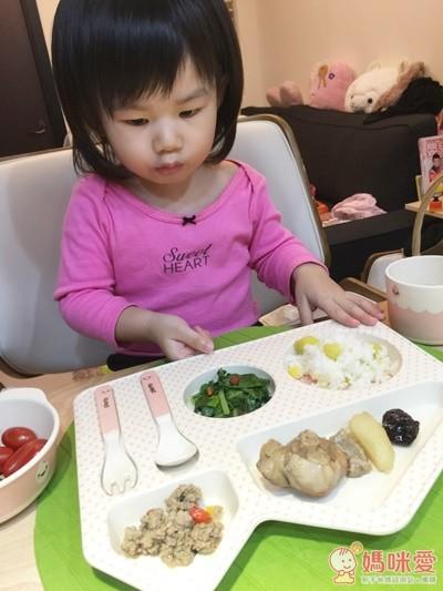 Plenty 環保無毒竹製兒童餐具組