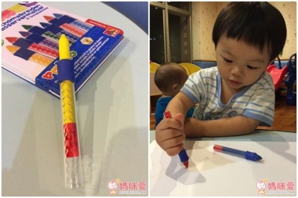PRiMO 兒童水溶性塗鴉蠟筆 10 色鐵盒組