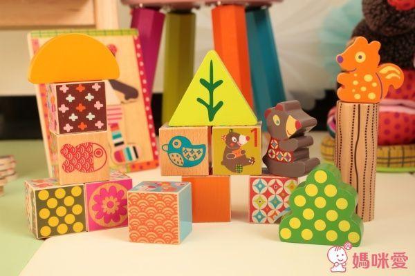 【法國ebulobo】遊戲屋 / 布書 / 玩偶 / 木頭玩具