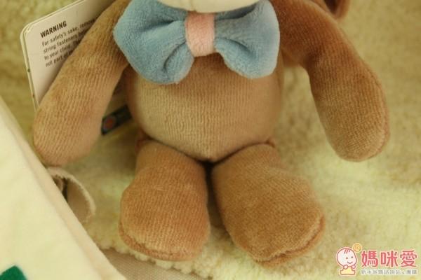 miYim 吊掛娃娃安撫玩具