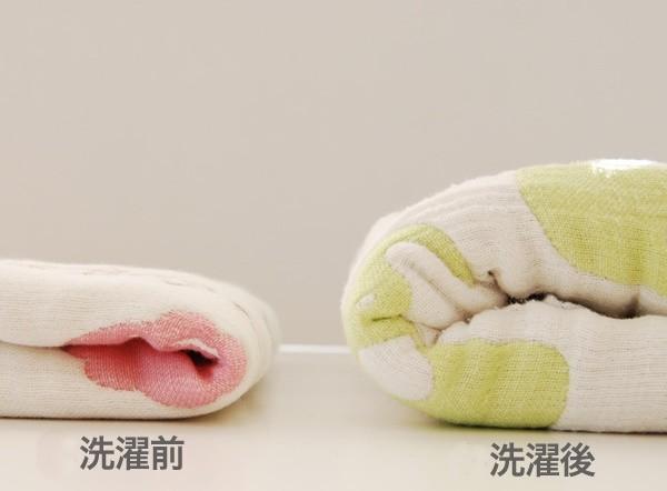 日本製的 COCODESICA 會呼吸的六層紗