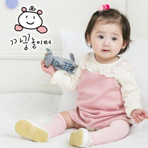 最新外出時尚 ♥ 韓國 kkakkungnoriter 男女寶春裝