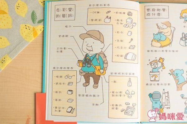 吉竹伸介:爺爺的天堂筆記本