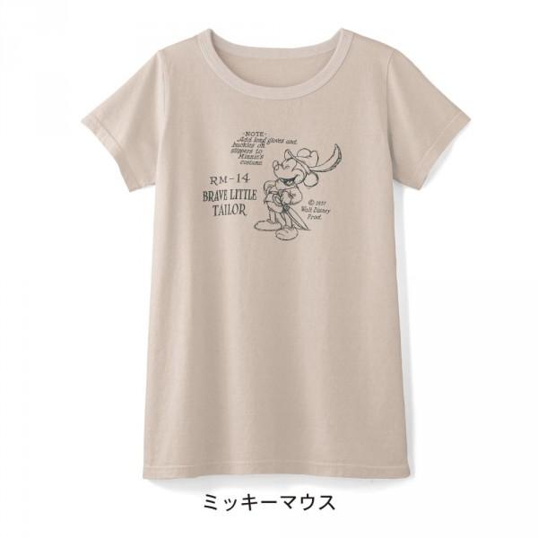日本製天竺棉媽咪迪士尼短袖上衣