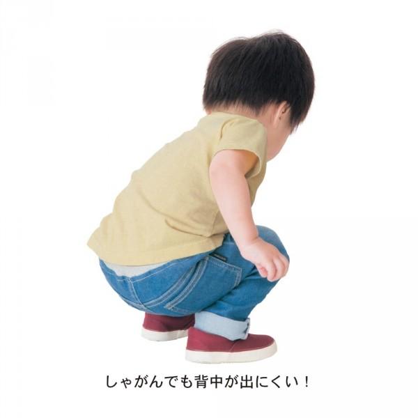 寶貝彈性休閒親子長褲