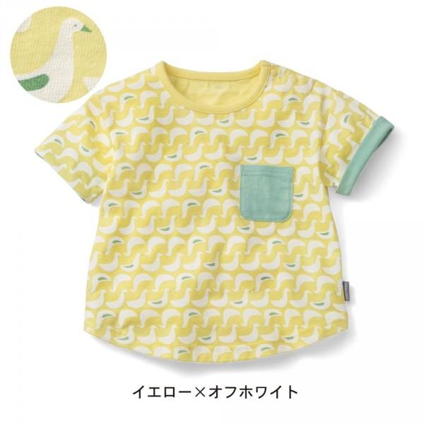 北歐風滿版動物天竺棉短袖T恤