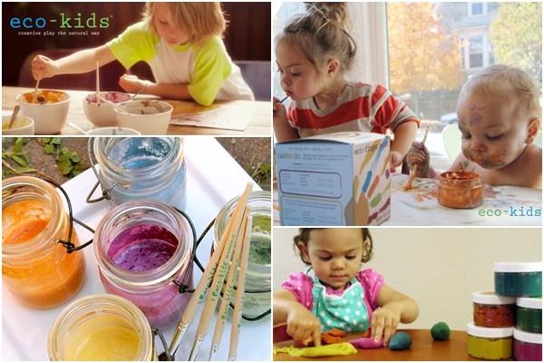 美國 Eco-Kids 美術用品
