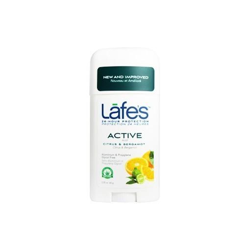 美國 Lafe's organic 純自然體香劑