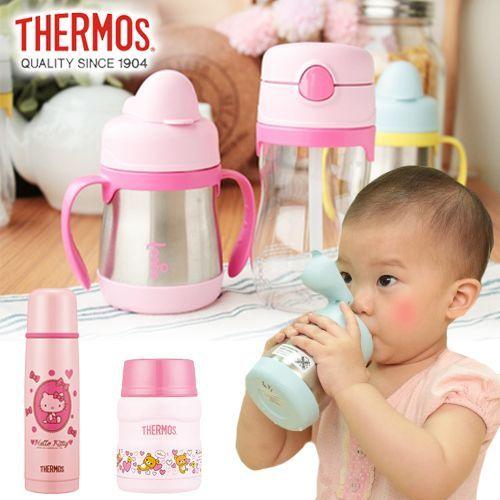 日本膳魔師 兒童水杯 / 真空保溫瓶 / 悶燒罐