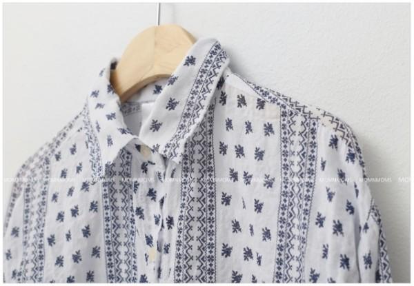 韓國設計製造 Momnmoms 夏天孕婦裝