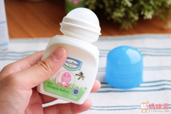 嬰兒防蚊滾珠凝露