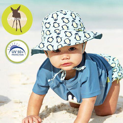 德國 Lassig 防曬泳衣、尿布泳褲、沙灘鞋、沙灘巾、防曬遮頸帽,85折!