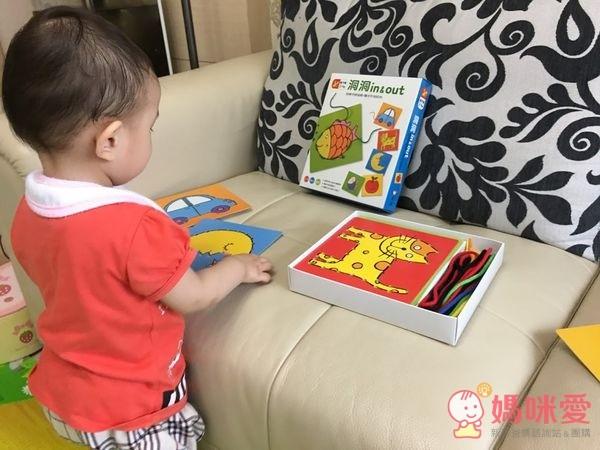 信誼閱讀起步走 - BOOKSTART 系列套書 6 本(贈洞洞 IN & OUT)