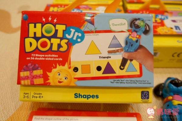 ★ Hot Dots 雙面彩色圖卡系列(點讀筆需加購)