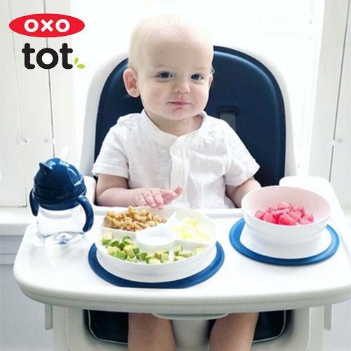 寶寶一握就上手的餐具【美國 OXO 】前輩媽咪一致推薦