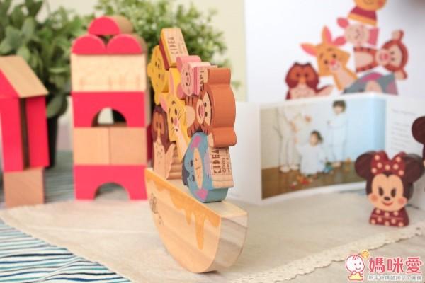 Disney l KIDEA 迪士尼益智積木玩具