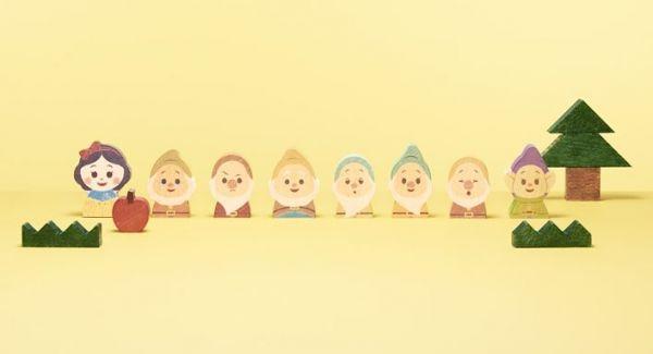 日本Disney x KIDEA 迪士尼角色積木